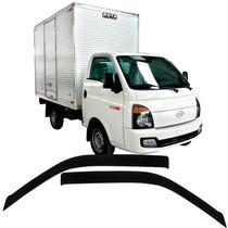 Calha De Chuva Defletor Hyundai Hr 2005 A 2016 - 2 Portas