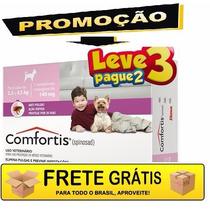 Anti Pulgas Comfortis 2,3 A 4,5 Kg - Leve 3 Pague 2