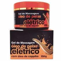 Kit C/32 Gel Massageador Óleo De Peixe Elétrico.