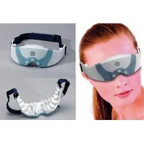 Massageador De Olhos Medic Center Saúde (óculos De Massagem)