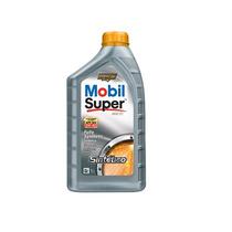 Oleo Lubrificante 100% Sintetico Mobil Super 5w40 Api Sn