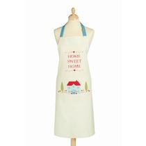 Avental Da Cozinha - Artesanato Home Sweet Home 90x70cm Cook