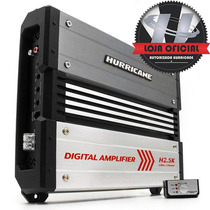 Modulo Amplificador Digital Hurricane 2500 Watts Rms H 2.5k
