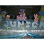 Kit Display Enfeites Isopor/eva Babies Disney 6 Peças