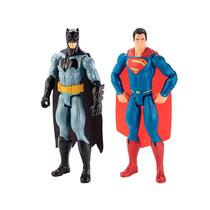 Batman Vs Superman A Origem Da Justiça 30cm Dc Comics Mattel