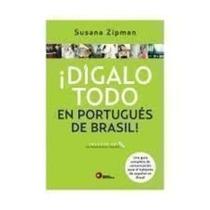 Livro Idígalo Todo En Portugués De Brasil! Susana Zipman