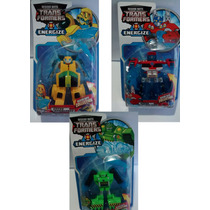 Bumblebee Transformers Rescue Bots Kit 3 Und Escolhe Modelo