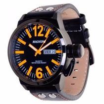 Relógio Magnum Masculino Ma31524l Original