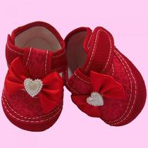 Sapatinhos De Bebe Para Meninas