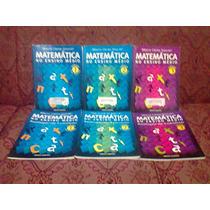 Coleção Matemática No Ensino Médio Do Professor Com Solução