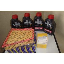 Kit Troca De Oleo Fox 1.6 Flex, C/filtro De Ar E De Oleo