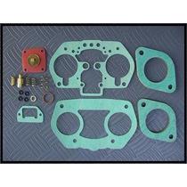 Kit Reparo Carburadores Weber 44 Idf Vertical 1023/01