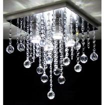 Lustre De Cristal Acrílico - Alto Brilho - Preço De Fábrica