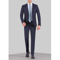 Terno Masculino Slim Fit 100% Pura Lã - 059
