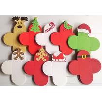 Forminhas Personalizadas - Natal