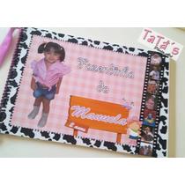 Scrapbook Livro De Assinaturas Personalizado* Frete Grátis!