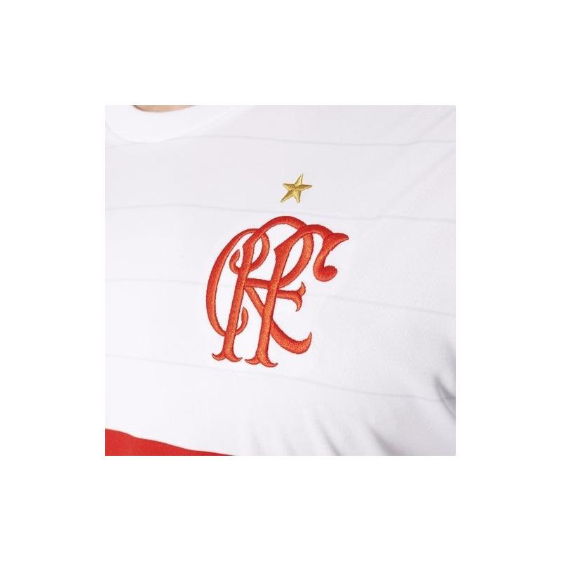 Camisa Flamengo Branca 2015 adidas Original em Congonhas - MG ... d30237e5185dc