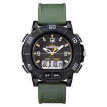 Relógio Timex Masculino Expedition Double Shockt49967wkl/tn