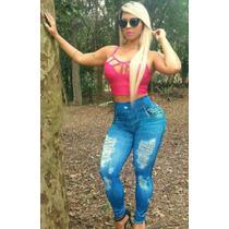 Legue Jeans Suplex Modelador