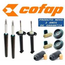 04 Amortecedores Gol G2 + Kit + Coxim - Novo Original Cofap