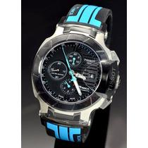 Relógio Tissot T-race Moto Gp Preto Original Importado Aqui