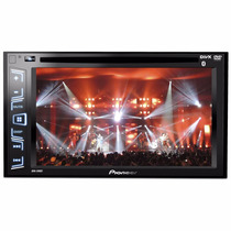 Som Automotivo Pioneer 2 Din Avh 288 Bluetooth Mixtrax Usb