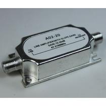 Chave Amplificadora - Amplificador De Sinal 20db