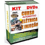 4 Dvds Curso Eletricista Automotivo E Injeção Eletrônica