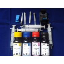 * Kit Recarga Para Impressora Hp 1000 2050 3050 3516