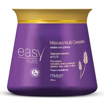 Máscara Multi Cereais - Easy Nutrit Mutari