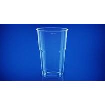 Copo P/ Drink Descartável 300ml - C/500 Copos Nobres Plaszom