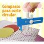 Cortador Circular - Envio Rápido- Pronta Entrega Brasil!!
