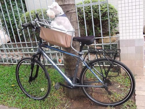 Cesto Para Cachorro Em Bicicleta Envio Imediato Frete Gratis