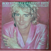 Disco De Vinil Raro Rod Stewart - Greatest Hits - Raro