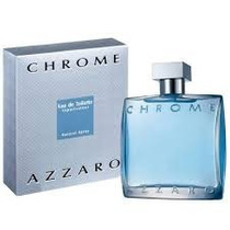 Azzaro Chrome Masculino Eau De Toilette 200ml