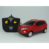 Ford Ecosport Controle Remoto 1:24 Cks Vermelho