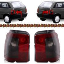 Par Lanterna Traseira Tipo 1.6 1993 1994 1995 1996 1997