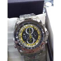 Relógio Bulova Prata Amarelo Garantia + Sedex 12x Sem Juros