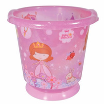 Banheira Sensitive Ofurô 17lt Baby Princess Infantil P/bebês