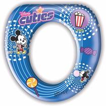 Adaptador Inf Para Vaso Sanitário Disney Mickey Cuties Gedex