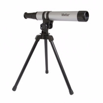 Telescópio Luneta Infantil Portatil Vivitar Vivtel30300
