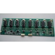 Placa Inverter Tv Gradiente Lcd 3230 / 1320b1-24 Rev:1f