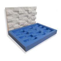 Forma Para Placa De Gesso Mosaico