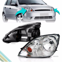 Farol Fiesta Supercharger 2003 2004 2005 2006 2007 Par