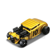 Miniatura Carro Knuckle Dragger - Burnin Key - Maisto 1:64