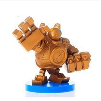 Boneco Blitzcrank League Of Legends Action Figure