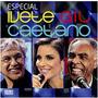 Cd Especial: Ivete Gil E Caetano (novo/lacrado/original)