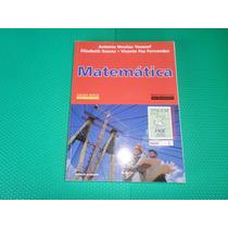 Livro Matemática - Volume Único - Editora Scipione