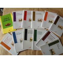 Coleçao Celebrar A Fe E A Vida - 12 Livros Religiosos Otimo