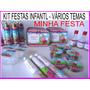 Kit Festa Infantil - Kit Colorir - Sacolinhas - Convites